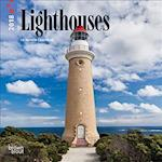 Lighthouses 2018 Calendar af Browntrout Publishers