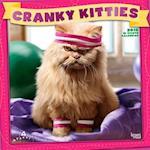 2018 Avanti Cranky Kitties Wall Calendar
