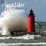 Lighthouses, Great Lakes 2018 Wall Calendar