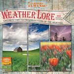 Farmers Almanac Weather Lore 2018 Wall Calendar