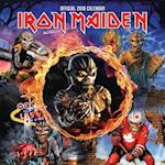 Iron Maiden 2018 Calendar af Browntrout Publishers