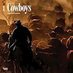 Cowboys 2018 Wall Calendar