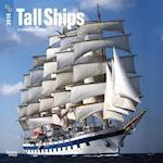 2018 Tall Ships Wall Calendar