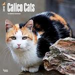 2018 Calico Cats Wall Calendar