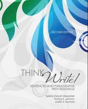 Think Write! Sentences and Paragraphs with Readings