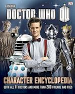 Doctor Who Character Encyclopedia (Doctor Who)