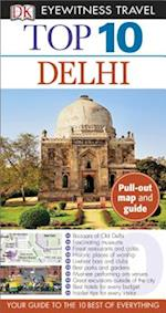 Top 10 Delhi [With Map] af Gavin Thomas, Janice Pariat