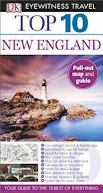 Dk Eyewitness Top 10 New England af Patricia Harris