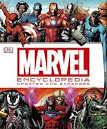 Marvel Encyclopedia af Inc. Dorling Kindersley