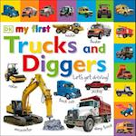 My First Trucks and Diggers (Tab Board Books)