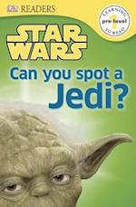 Can You Spot a Jedi? (Dk Readers: Star Wars)