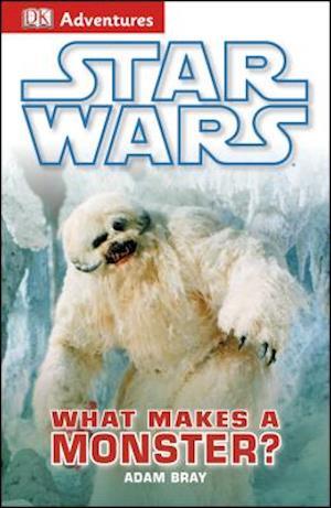 Bog paperback What Makes a Monster? af Adam Bray