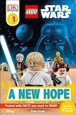 A New Hope (Dk Readers)