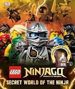 Secret World of the Ninja (Lego Ninjago)