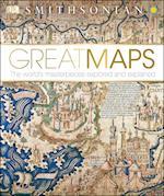 Dk Smithsonian Great Maps (Dk Smithsonian)
