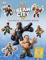 Wwe Slam City (ULTIMATE STICKER BOOKS)