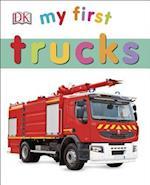 My First Trucks (My First Board Books)