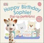 Pop-Up Peekaboo Happy Birthday Sophie! (Sophie La Girafe)
