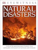DK Eyewitness Natural Disasters af Claire Watts