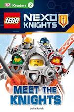 Meet the Knights (DK Readers Lego)