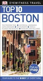 Dk Eyewitness Top 10 Boston (DK Eyewitness Top 10 Travel Guides. Boston)