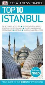 Top 10 Istanbul (DK Eyewitness Top 10 Travel Guides)