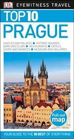 Dk Eyewitness Top 10 Prague (DK Eyewitness Top 10 Travel Guides. Prague)