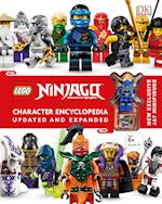 Lego Ninjago Character Encyclopedia (Lego Ninjago)