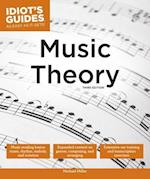 Idiot's Guides Music Theory (Idiots Guides)