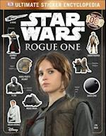Star Wars Rogue One Visual Sticker Encyclopedia (Ultimate Sticker Collections)