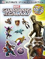 Marvel's Guardians of the Galaxy (Ultimate Sticker Collections)