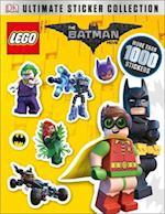 The Lego Batman Movie Ultimate Sticker Collection (Ultimate Sticker Collections)