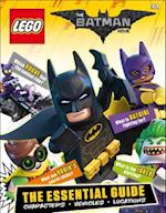 The Lego Batman Movie (DK Essential Guides)
