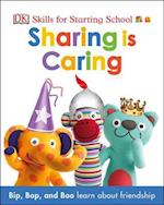 Sharing Is Caring (Skills for Starting School)