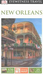 Dk Eyewitness New Orleans (DK Eyewitness Travel Guides New Orleans)