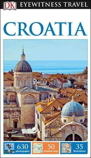 Bog, paperback Dk Eyewitness Croatia af Inc. Dorling Kindersley