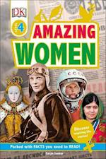Amazing Women (DK Readers. Level 4)