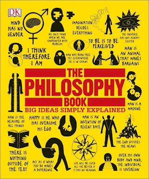 Bog, paperback The Philosophy Book af Inc. Dorling Kindersley