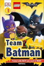 Team Batman (DK Readers. Level 1)