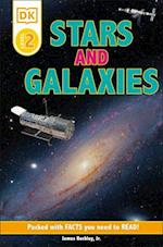 Stars and Galaxies (DK Readers. Level 2)