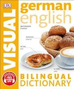German English Visual Bilingual Dictionary (DK Visual Dictionaries)