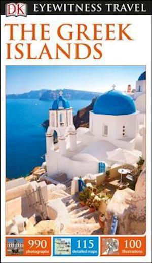 Bog, paperback Dk Eyewitness the Greek Islands af Inc. Dorling Kindersley