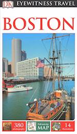 DK Eyewitness Boston (DK Eyewitness Travel Guides Boston)