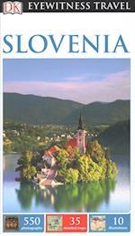 DK Eyewitness Slovenia (DK Eyewitness Travel Guide Slovenia)