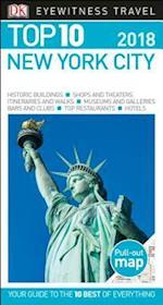 Dk Eyewitness Top 10 2018 New York City (DK Eyewitness Top 10 Travel Guides. New York City)