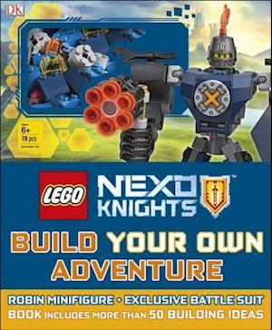 Lego Nexo Knights Build Your Own Adventure