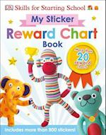 My Sticker Reward Chart Book (Skills for Starting School)