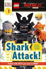 Shark Attack! (DK Readers Lego)