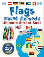 Flags Around the World (ULTIMATE STICKER BOOKS)