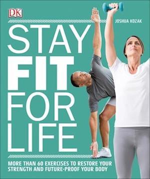 Bog, paperback Stay Fit for Life af Joshua Kozak